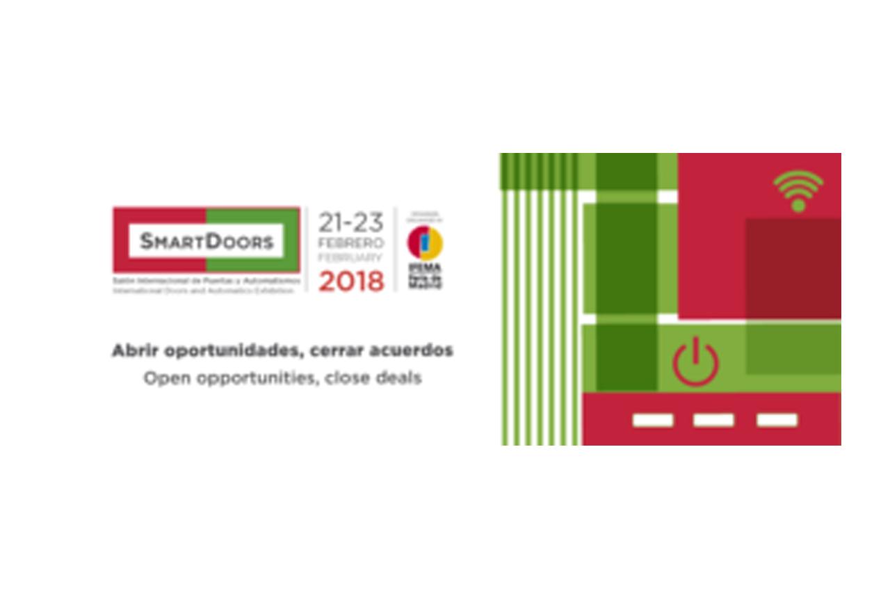 Visita SmartDoors 2018 en Madrid