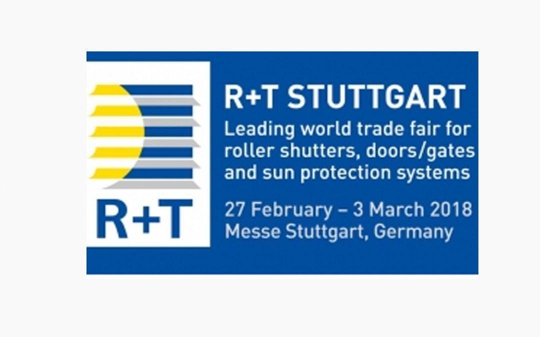 Serraller, SA estuvo presente en R+T Stuttgart 2018