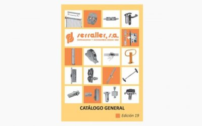 Serraller presenta nuevo catálogo con novedades