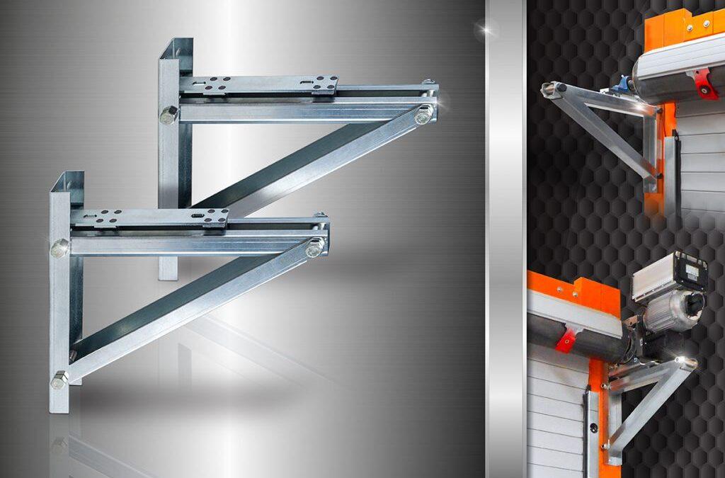 Presentamos el Testero repisa MS75 para puertas enrollables