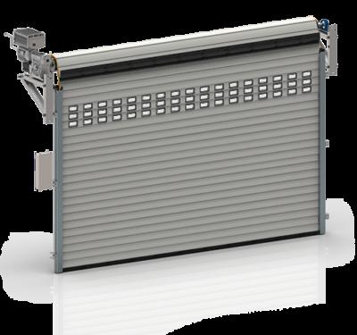 Componentes para Puertas enrollables Residenciales, Comerciales y/o Industriales